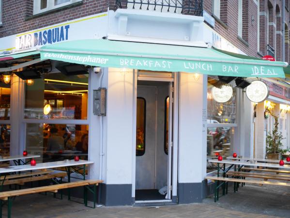 Bar Basquiat Amsterdam Oost