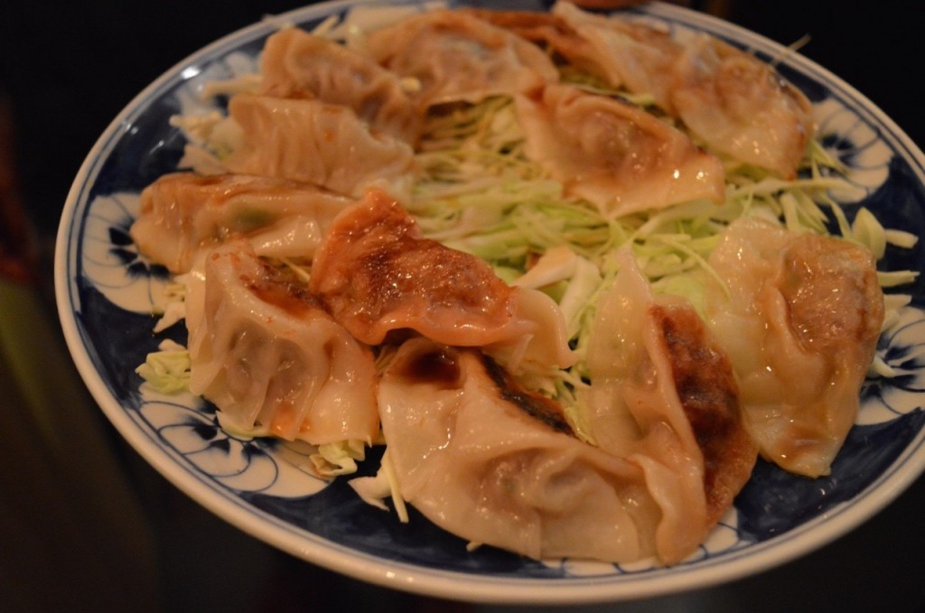 De Japanner dumplings Amsterdam