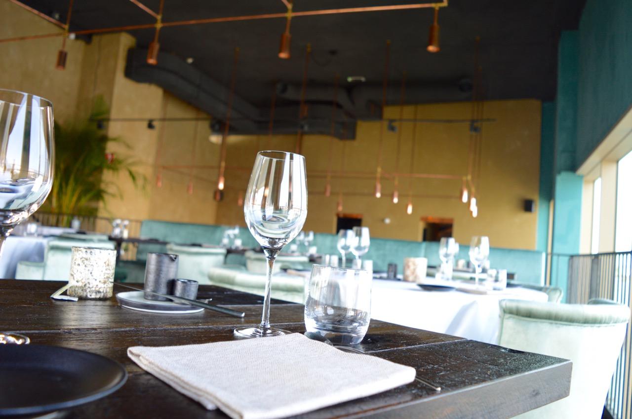 MOS Amsterdam restaurant IJdok