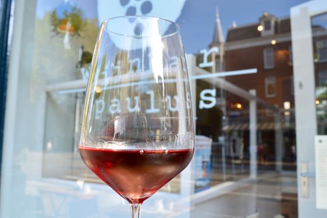 Wijnbar Paulus Amsterdam