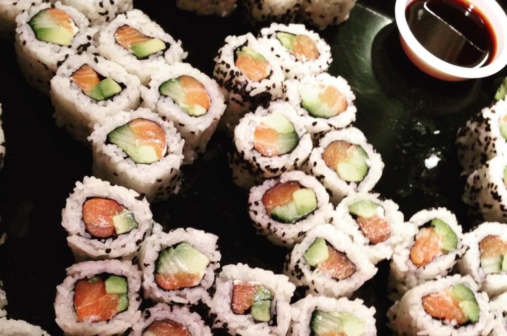 De Japanner Amsterdam sushi