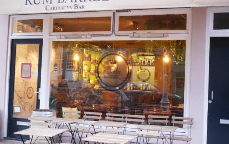 Rum Barrel op Javastraat in Amsterdam oost