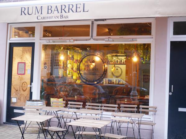 Rum Barrel Amsterdam Javastraat Oost