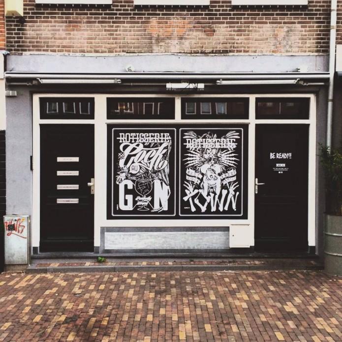 Rotisserie Amsterdam oost