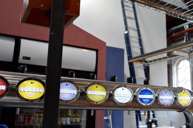 brouwerij troost westerpark amsterdam