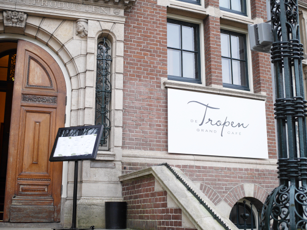 Grand cafe de Tropen Amsterdam