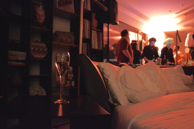 W Hotel Amsterdam hotelkamer suite