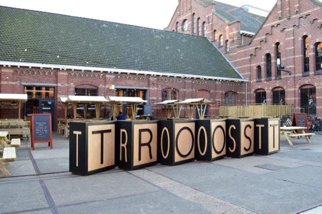 Brouwerij Troost Amsterdam Westergas