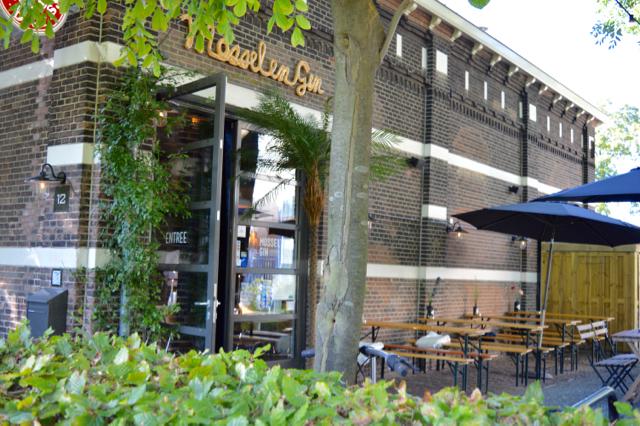Mossel en Gin Amsterdam hotspot Westergasterrein