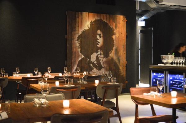 Restaurant Amsterdam Oost Wibautstraat