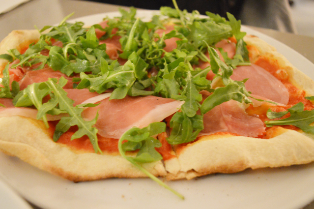 Restaurant Oost pizza