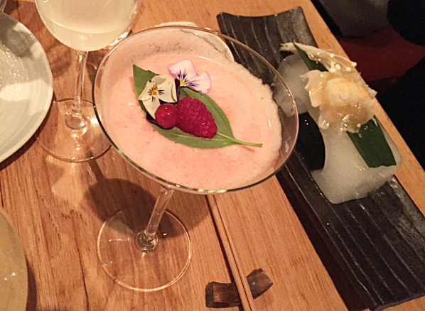 izakaya-amsterdam-mocktail-food