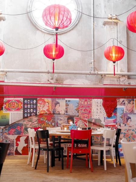 Happyhappyjoyjoy East Amsterdam streetfood restaurant nieuw