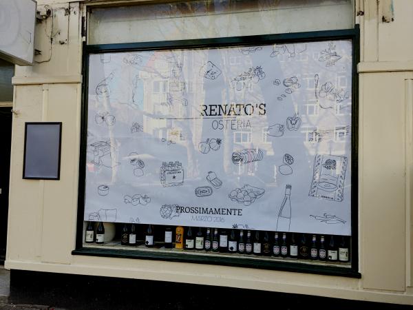 Renato's Osteria Amsterdam