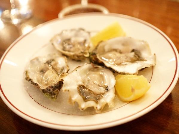 Restaurant Carels Amsterdam de Pijp oesters