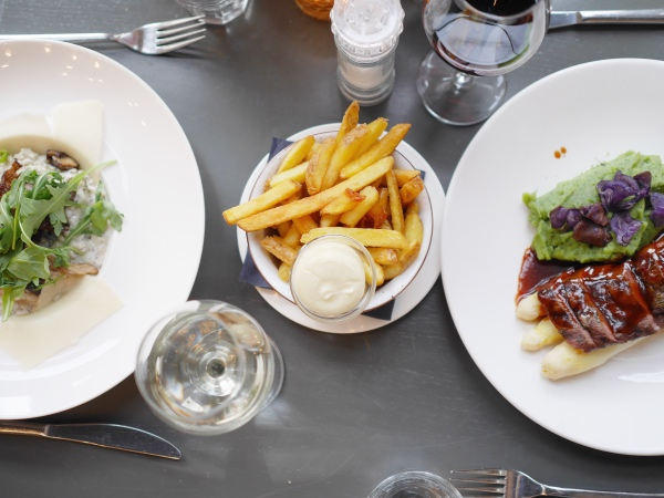 Remise 47 restaurant Amsterdam