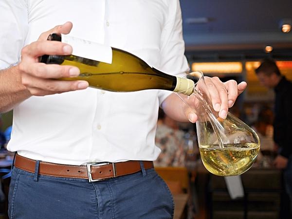 Restaurant Jacobsz Amsterdam wijn