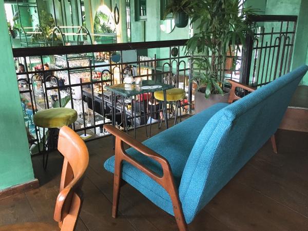 Amsterdam Oost Bar Botanique restaurant