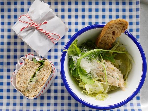 NEST Amsterdam oost dakterras lunch