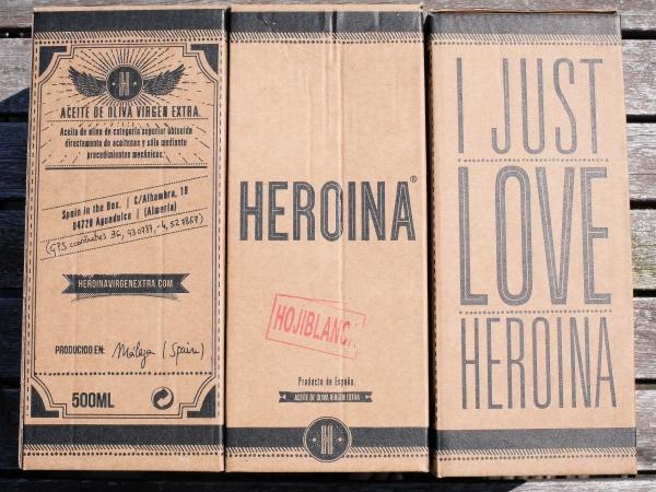 olijfolie-heroina