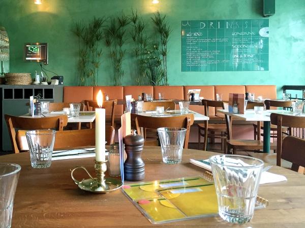 Restaurant Amsterdam Oost Bar Botanique