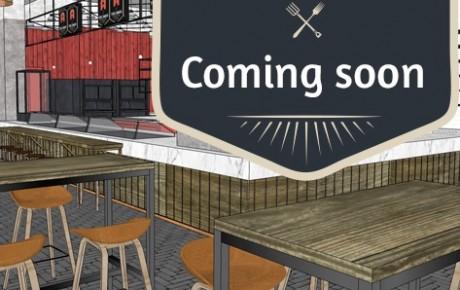 The Barn Food coming soon in Zuid