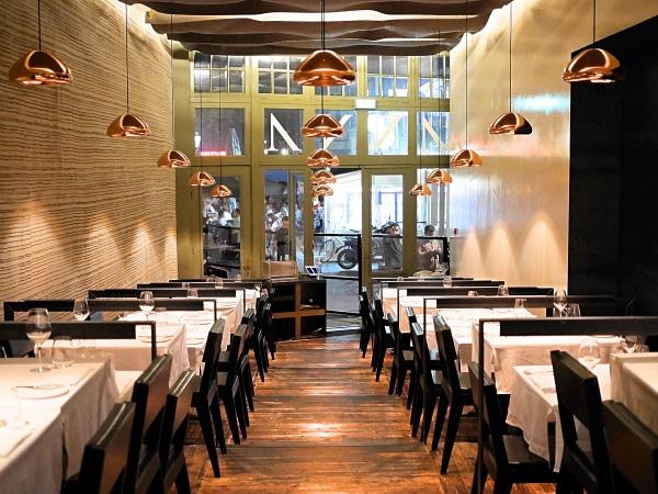 ANNA restaurant Amsterdam centrum