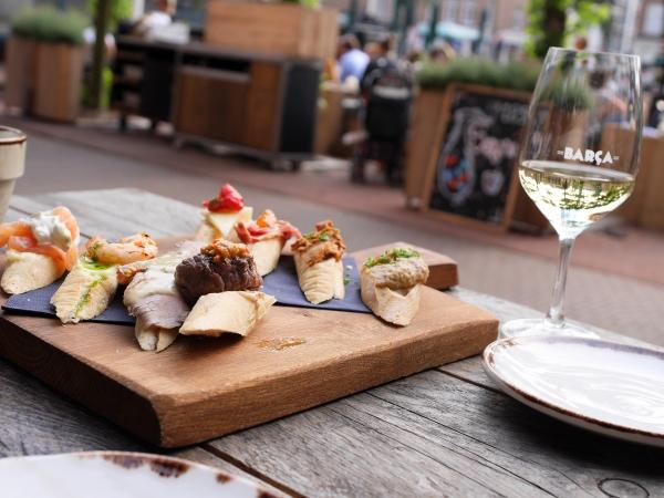 Barca Amsterdam Spaans tapas restaurant