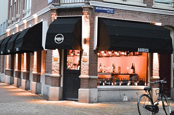 Barrica tapas wijnbar Amsterdam