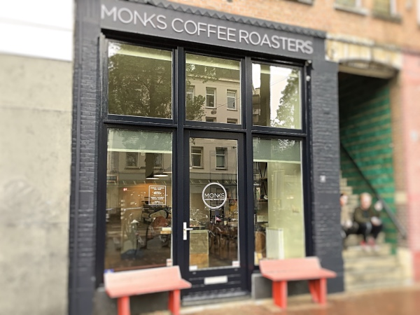 Monks Coffee Roasters Amsterdam koffie