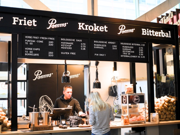 Pomms Market 33 Amsterdam