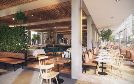 PARK nieuwe restaurant Hotel Arena