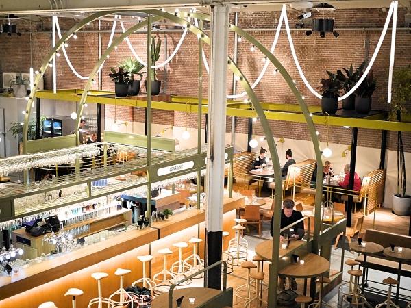 Kanarieclub Amsterdam west hallen