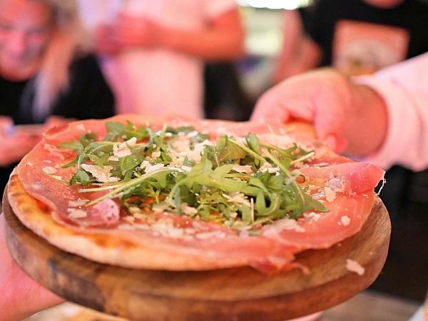 Renatos pizza Amsterdam