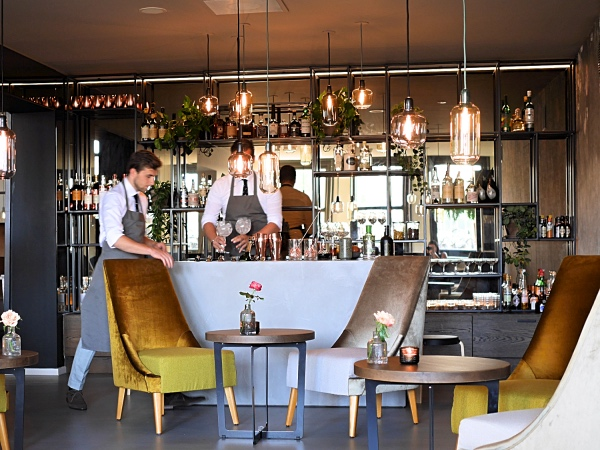 Restaurant Vermeer Amsterdam bar centrum