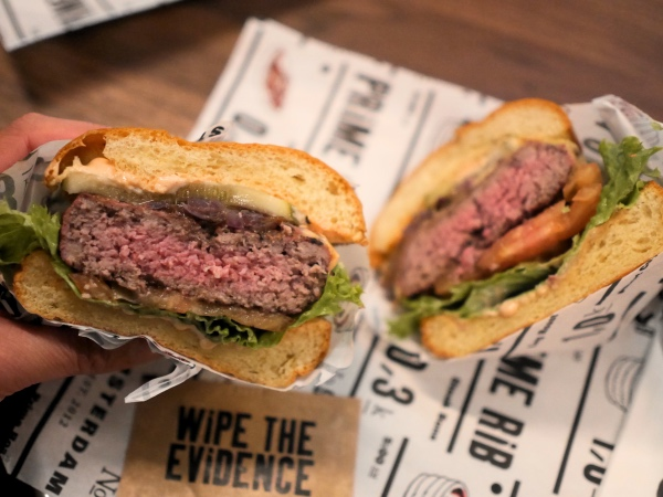 Burger The Butcher Social Club Amsterdam