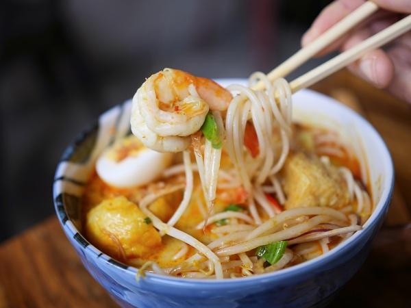Noo me Rotterdam noodles restaurant