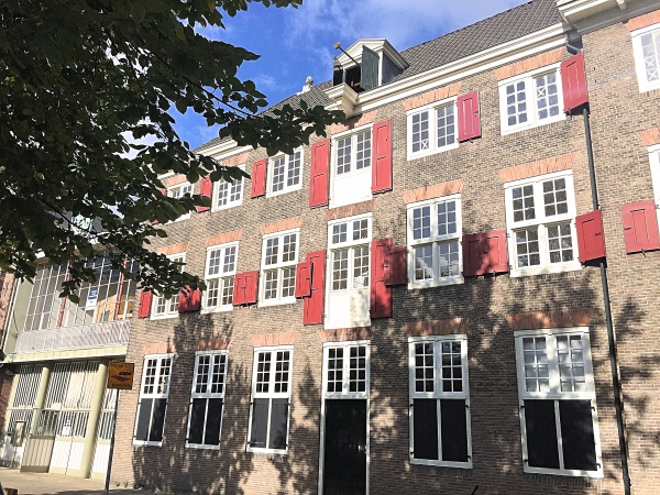 Staat NewWerktheater Amsterdam