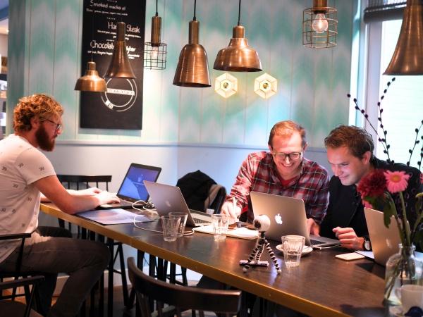 Brooks werkplek Amsterdam