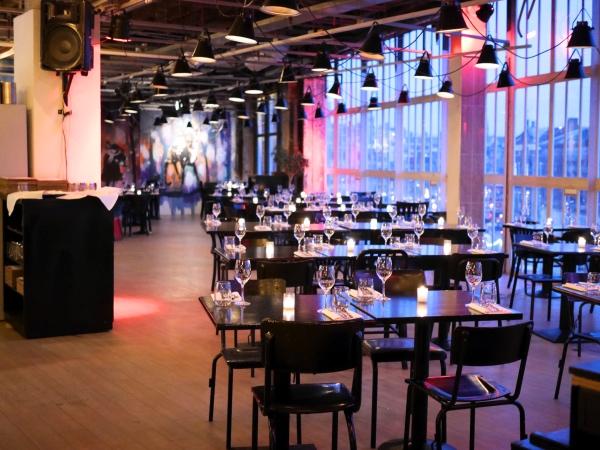 Restaurant BAUT en Dreesmann Amsterdam Restaurant Zuid
