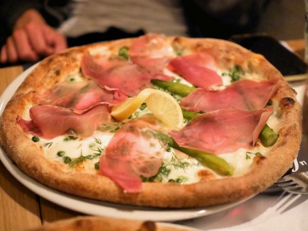 Italiaans restaurant Amsterdam pizza La Lotta