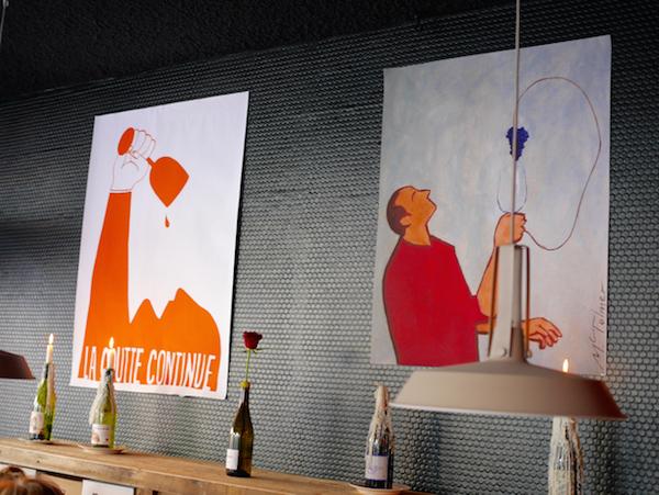 Bar Centraal wijnbar Amsterdam West