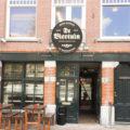 Biertuin Prinsengracht centrum Amsterdam