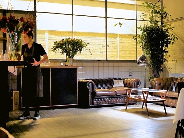 De School restaurant Amsterdam