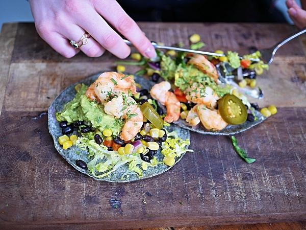 Lavinia Goodfood Amsterdam taco