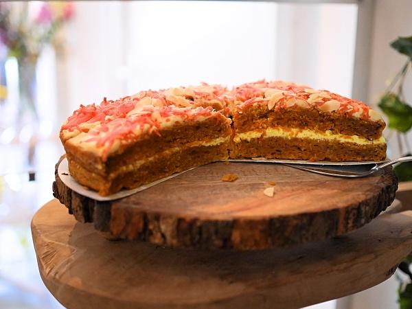 Lavinia Goodfood gebak taart