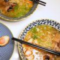 Yama Ramen noedelsoep recept