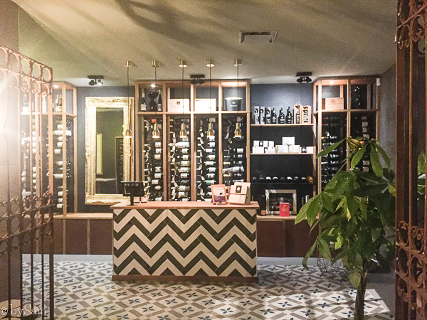 Shiraz Amsterdam wijnbar