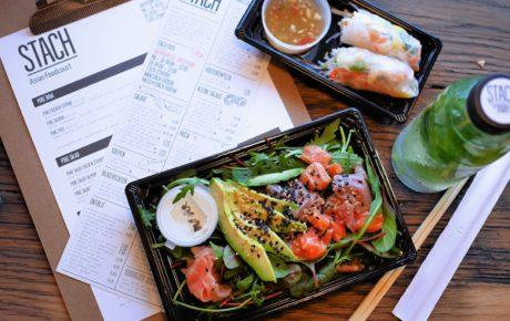 Nieuwe STACH winkel heeft een Asian food court