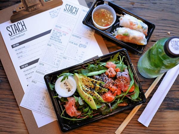 Stach Amsterdam Asian food